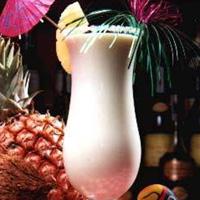 Cocktail bananovuj