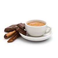 Горячий шоколад со вкусом чая