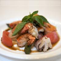Рецепт салата из морепродуктов. Очевидная польза