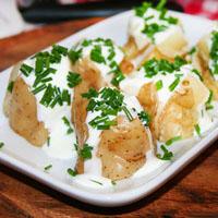 Молода картопля по-грецьки